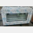 Plastové okno 90x50 bílé 90/50s1b