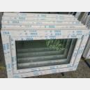 Plastové okno 90x60 bílé zvolene-provedeni leve 90/60os1b