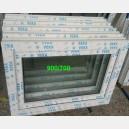Plastové okno 90x70 bílé zvolene-provedeni leve 90/70os1b