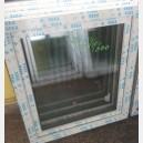 Plastové okno 90x100 bílé zvolene-provedeni leve 90/100os1b