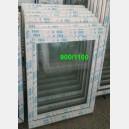 Plastové okno 90x110 bílé zvolene-provedeni leve 90/110os1b
