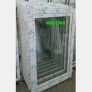 Plastové okno 90x130 bílé zvolene-provedeni leve 90/130os1b