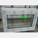 Plastové okno 100x70 bílé zvolene-provedeni leve 100/70os1b