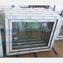 Plastové okno 100x80 zlatý dub zvolene-provedeni leve 100/80os1zd