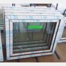 Plastové okno 100x90 zlatý dub zvolene-provedeni leve 100/90os1zd