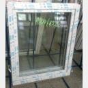 Plastové okno 100x120 bílé zvolene-provedeni leve 100/120os1b