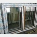 Plastové okno 150x130 zlatý dub 150/130os2zd