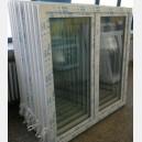 Plastové okno 150x150 bílé 150/150os2b