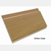 Obkladová palubka vnější - Exclusive barva-palubek birke-rose OPV-E