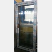 Balkonové dveře 80x200 os1-zlatý dub zvolene-provedeni leve 80/200os1zd