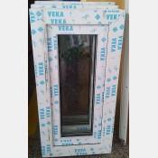 Plastové okno 40x100 bílé zvolene-provedeni leve 40/100os1b