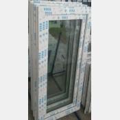 Plastové okno 60x140 bílé zvolene-provedeni leve 60/140os1b