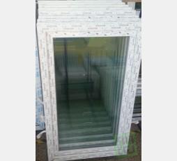Plastové okno 90x150 bílé