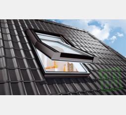 Plastové střešní okno Premium 78x140