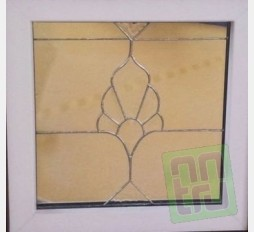 Okenní vitráž OV2