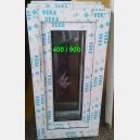 Plastové okno 40x90 bílé zvolene-provedeni leve 40/90os1b