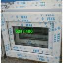 Plastové okno 50x40 bílé zvolene-provedeni leve 50/40s1b