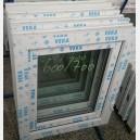 Plastové okno 60x70 bílé zvolene-provedeni leve 60/70os1b