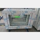 Plastové okno 70x50 bílé zvolene-provedeni leve 70/50os1b