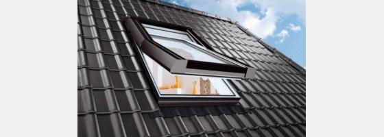Plastová střešní okna Premium