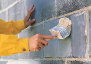 Příprava podkladu pro zateplení fasády