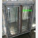 Plastové okno 120x150 os2-zlatý dub