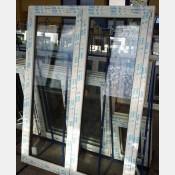 Balkonové dveře 150x200 bílé