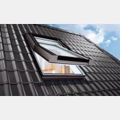 Plastové střešní okno Premium 114x118