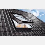 Plastové střešní okno Premium 114x140