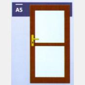 Vchodové dveře 100x210 A5