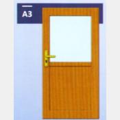 Vchodové dveře 100x210 A3