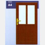 Vchodové dveře 100x210 A4
