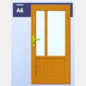 Vchodové dveře 100x210 A6