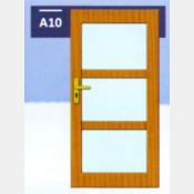 Vchodové dveře 100x210 A10