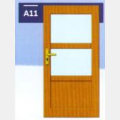 Vchodové dveře 100x210 A11