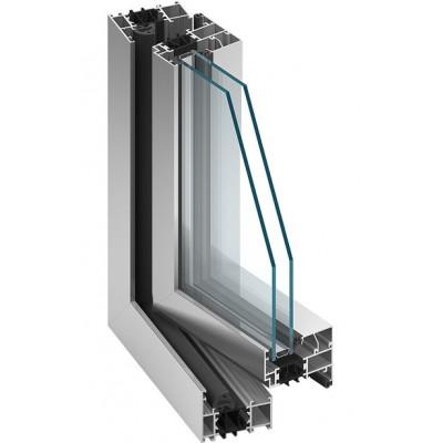 Hliníková okna 70mm