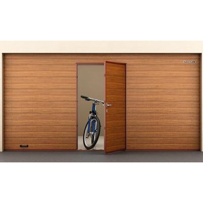 Integrované dveře do sekčních vrat