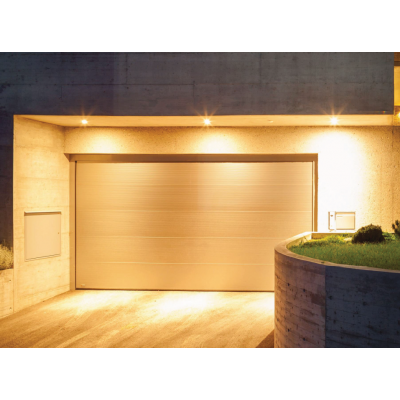 Sekční garážová vrata 4,5 x 2,8m RSD02