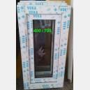 Plastové okno 40x70 bílé