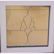 Okenní vitráž OV1