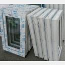 Plastové okno 50x80 bílé