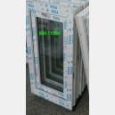 Plastové okno 50x100 bílé