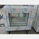 Plastové okno 70x60 bílé