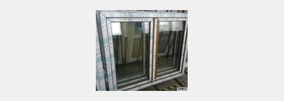 Hotová plastová okna vícekřídlá skladem ihned k odběru